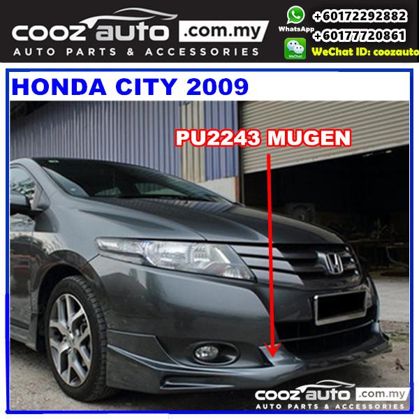 Honda City 2009 Front Skirt (Mugen) PU2243