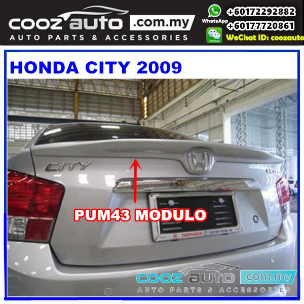 Honda City 2009 Spoiler (Modulo) PUM43