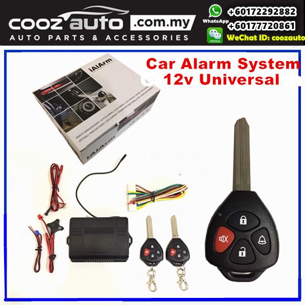 13pin Car Alarm Set With Center Locking System A26