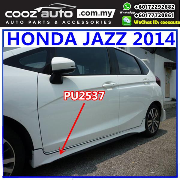 Honda Jazz 2014 Side Skirt Mugen Pu2537