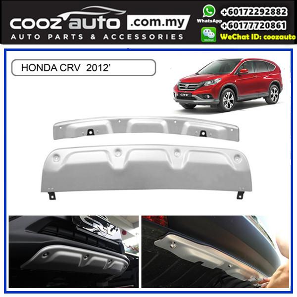 Honda Crv 2013 2016 Aluminium Front Rear Bumper