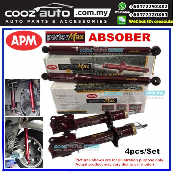 Proton Wira SE 1.3 / 1.5 APM Performax Sport Absorber Suspension