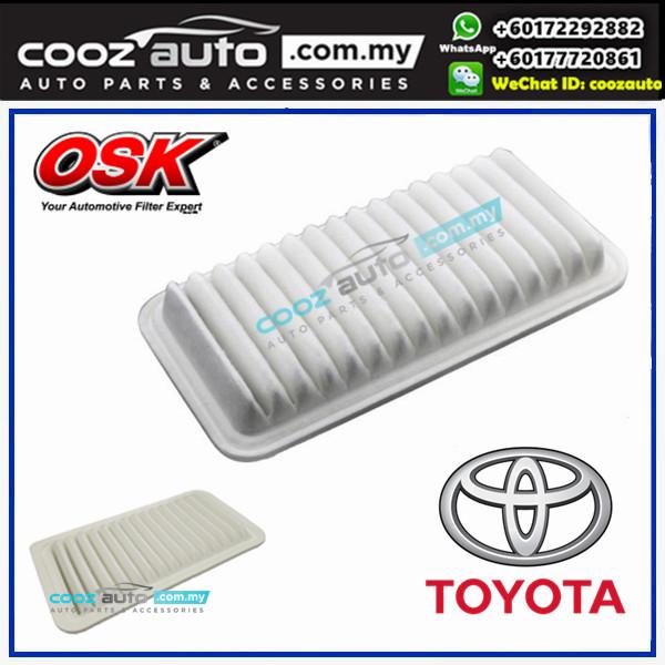Toyota Caldina NA 1.8 ZZT241 OSK Replacement Air Filter
