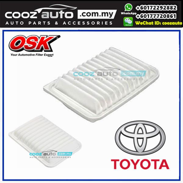 Toyota Corolla Altis E140 E150 E160 2008 - 2013 OSK Replacement Air Filter