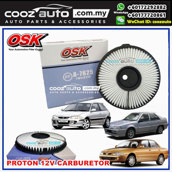 Proton Wira 1.3 1.5 12V Carburetor OSK Replacement Air Filter