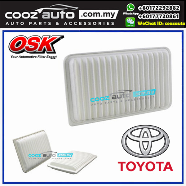 Toyota Caldina GT4 Turbo OSK Replacement Air Filter