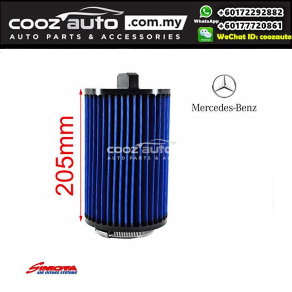 Mercedes Benz C160 C180 2002 - 2011 Works Engineering Simota Drop In Air Filter
