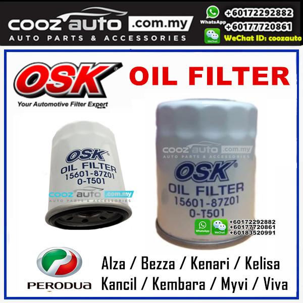 OSK Perodua Kelisa 1.0 Oil Filter