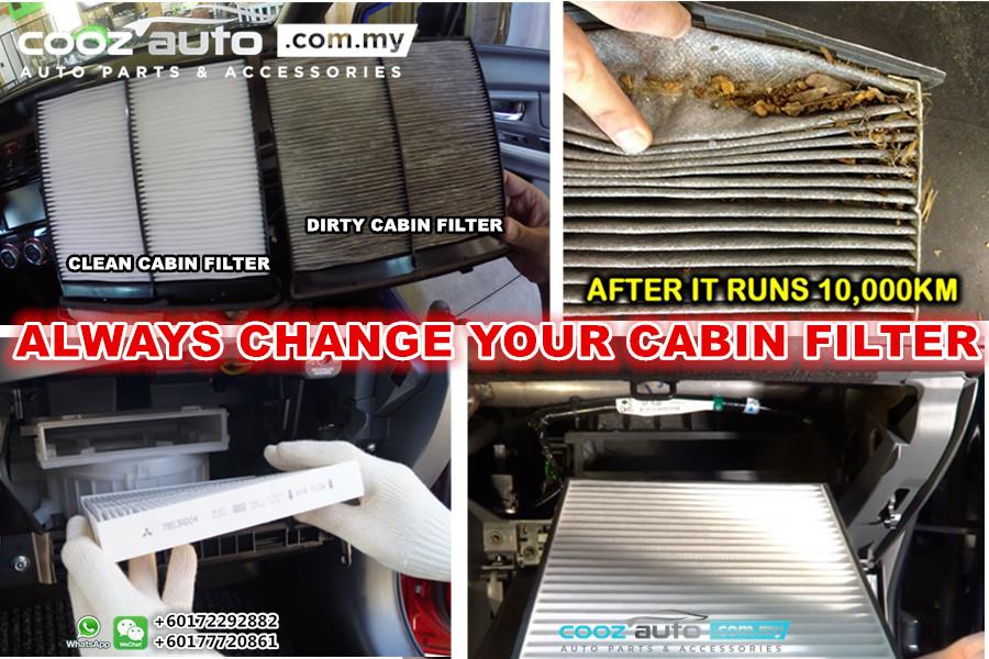 Nissan Almera 1.6 N17 2011 - 2016 OSK Cabin Aircond Filter