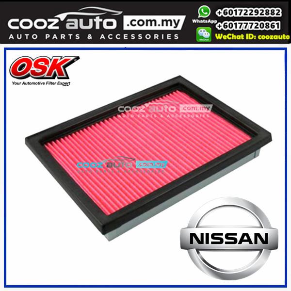 Nissan Murano 3.5 VQ35DE 2008 - 2013 OSK Replacement Air Filter