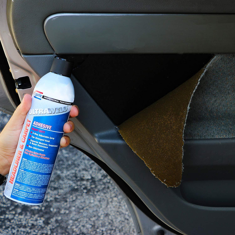 Cyclo Ultraweld Headliner & Carpet Spray Adhesive (1 Bottle)
