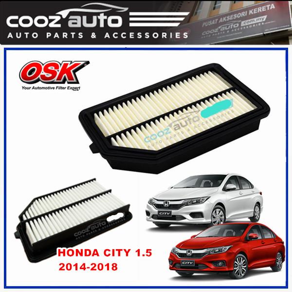 Honda City GM6 2014 - 2018 OSK Replacement Air Filter