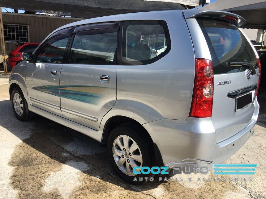 Toyota Avanza 2003 - 2010 Car Side Body Door Vinyl Sticker Type (D/3)