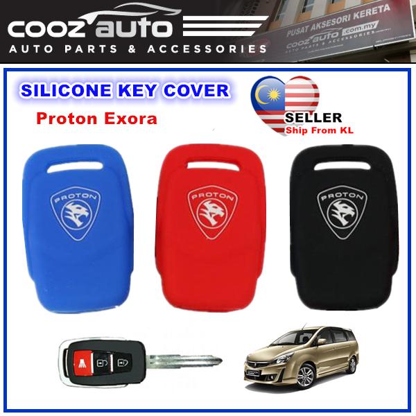 [Malaysia] Proton Exora Silicone Car Keyless Remote Silicone Key Cover Case