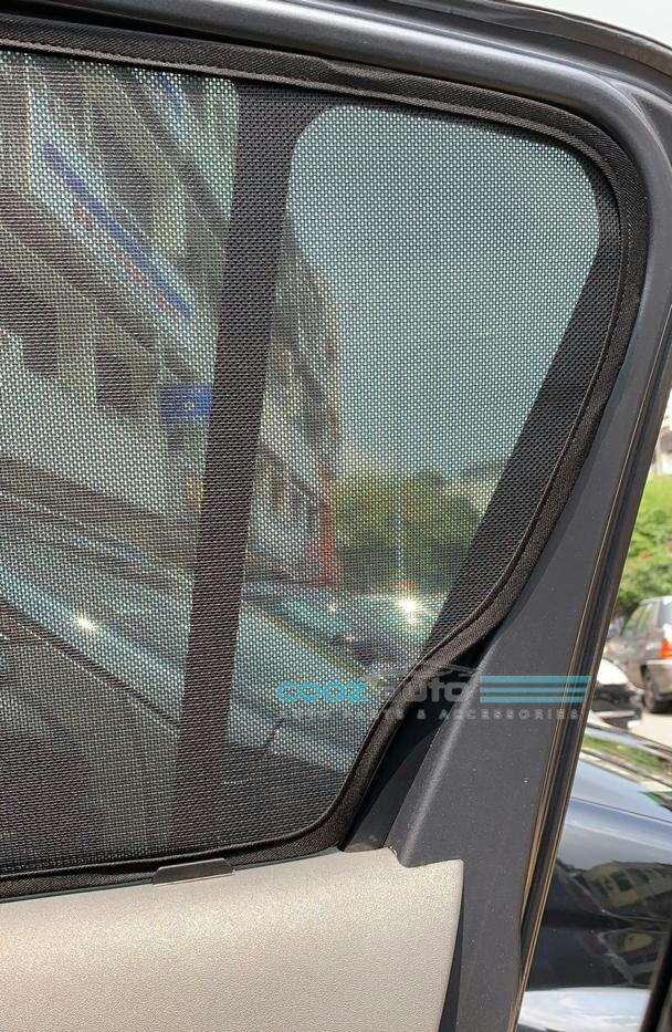 Mitsubishi Triton 2019 Magnetic Ninja Sun Shade Sunshade