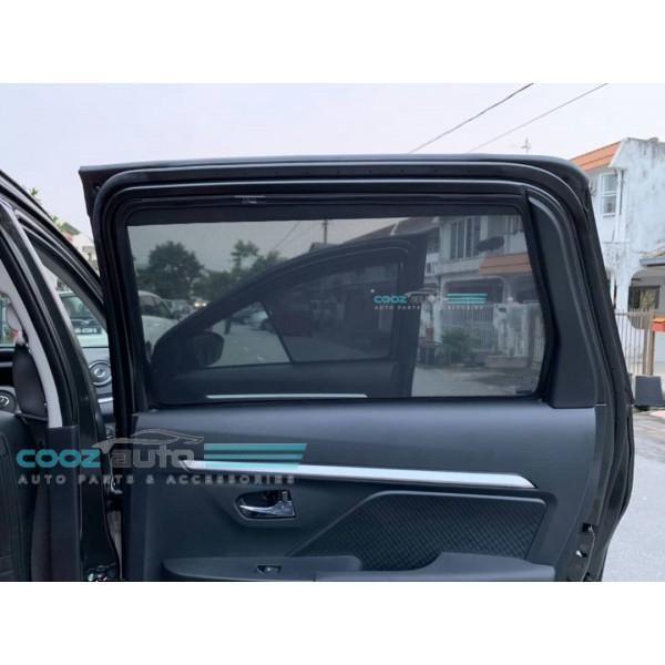 Perodua Myvi Lagi Best Icon 2011-2017 Magnetic Sun Shade Magnet Sunshade