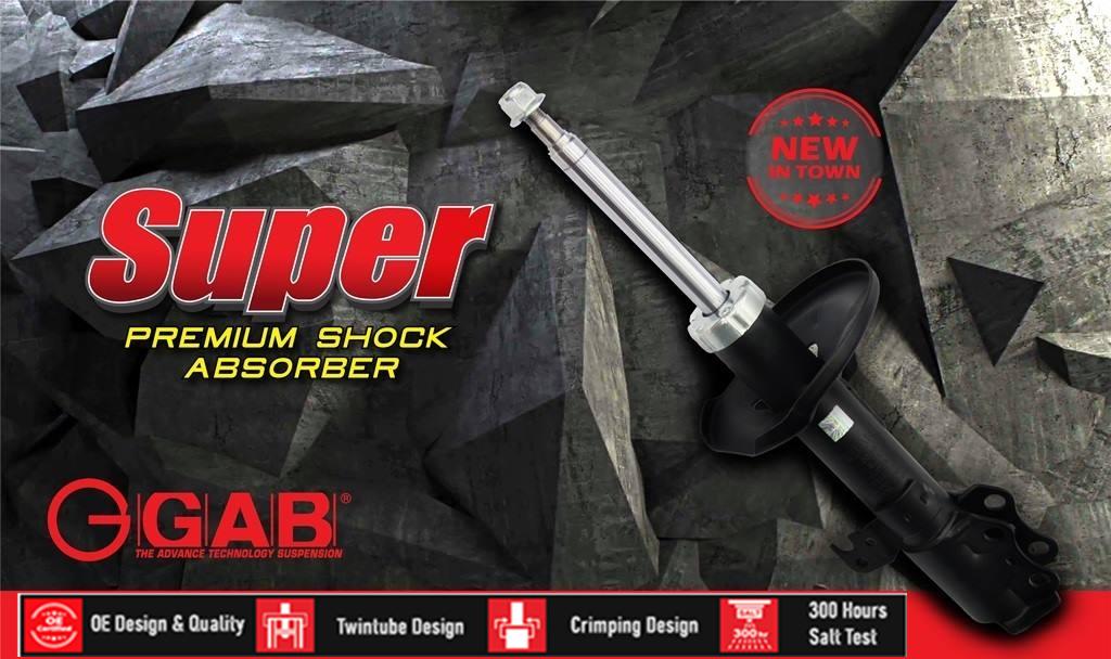 Nissan X-Trail Xtrail T30 2000 - 2007 GAB Super Premium Shock Absorber Suspension