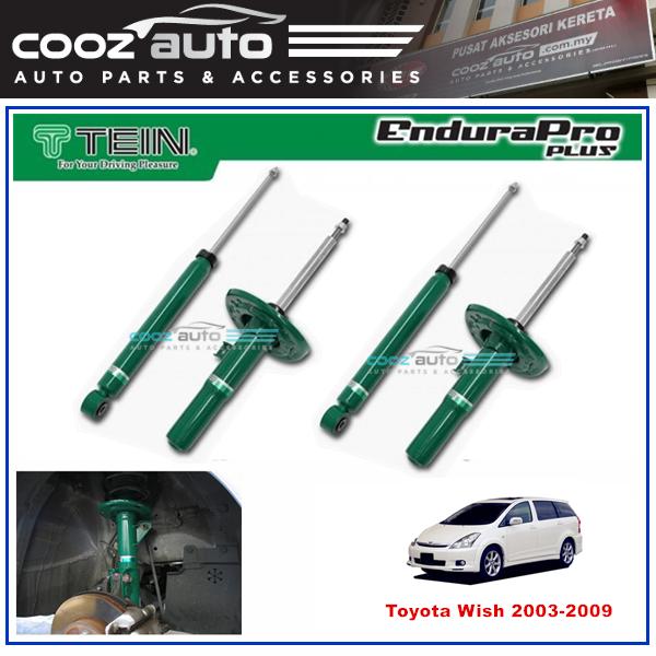 Toyota Wish ZNE10G ANE10G 2003 - 2009 TEIN Endura Pro Plus OE-Shape Absorber Damper Adjustable
