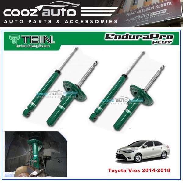 Toyota Vios NCP150 2013 - 2018 TEIN Endura Pro Plus OE-Shape Absorber Damper Adjustable