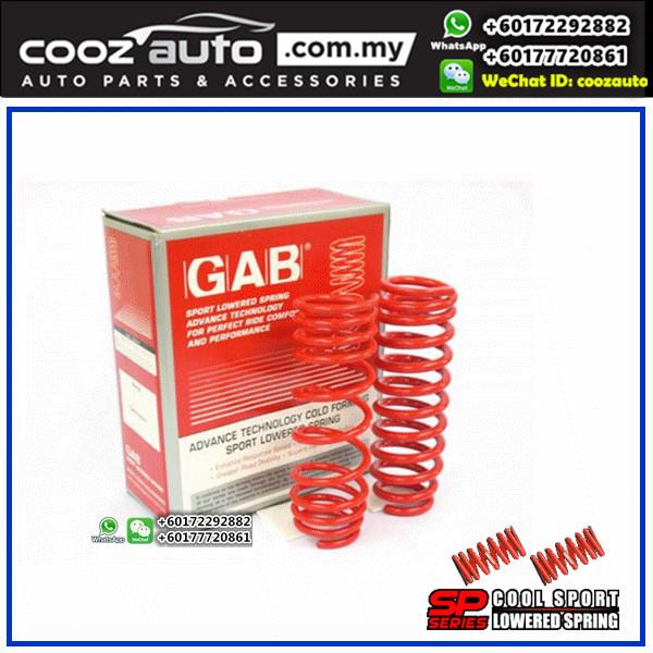 Proton Satria GTI GAB SP Series Cool Lowered Sport Spring