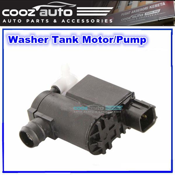 Hyundai Matrix Windscreen Wiper Washer Spray Sprayer Water Pump Motor 1pcs