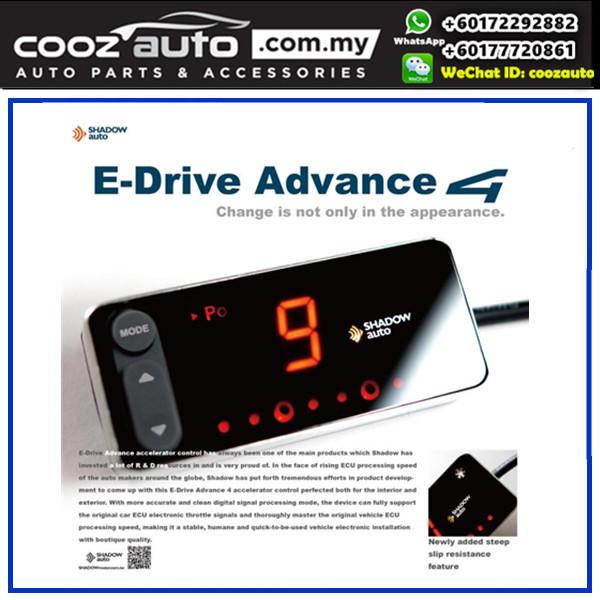 Suzuki SX4 2006-2013 Shadow E-Drive Advance 4 Electronic Throttle Controller