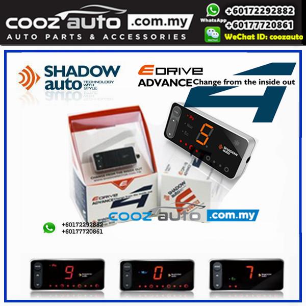 Toyota Vitz XP90 2005-2010 Shadow E-Drive Advance 4 Electronic Throttle Controller