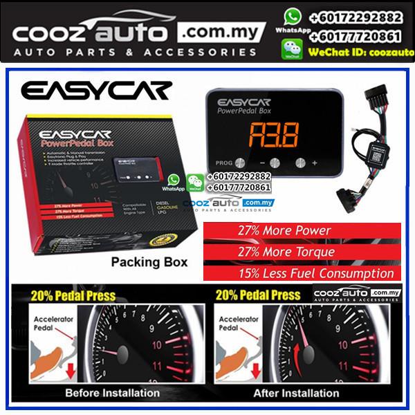 Mitsubishi Triton 2016-2017 EASYCAR Power Pedal Box Electronic Throttle Controller