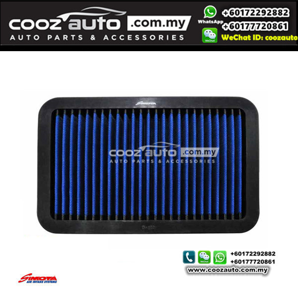 Toyota Celica GT 1.8 2000 - 2005 Works Engineering Simota Washable Replacement Drop In Air Filter