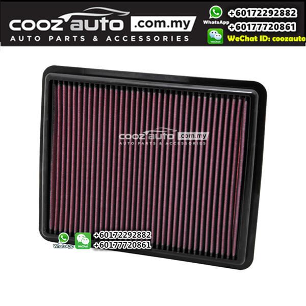 HYUNDAI SANTA FE 2.4 / 3.5 V6 2010-2012 K&N High Performance Stock Replacement Washable Air Filters