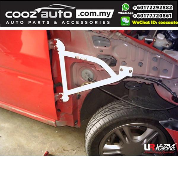 Perodua Kenari Ultra Racing Fender Bars / Fender Brace (3 Points)