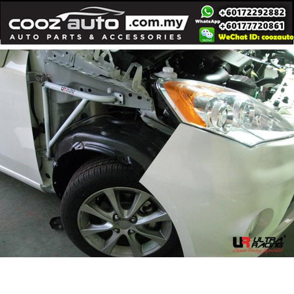 Perodua Alza Ultra Racing Fender Bars / Fender Brace (3 Points)