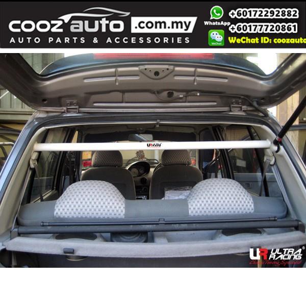 Perodua Kancil Ultra Racing Rear Upper Bar / Rear Upper Brace / C Pillar Bar (2 Points)