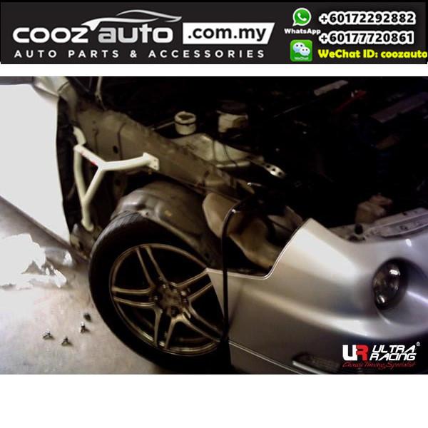 Honda Integra DC2 Ultra Racing Fender Bars / Brace Bars (3 Points)