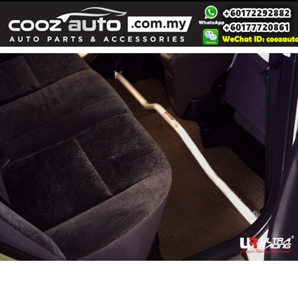 Proton Wira Sedan 1.3 / 1.5 Ultra Racing Room Bar / Rear Cross Bar (2 Points)