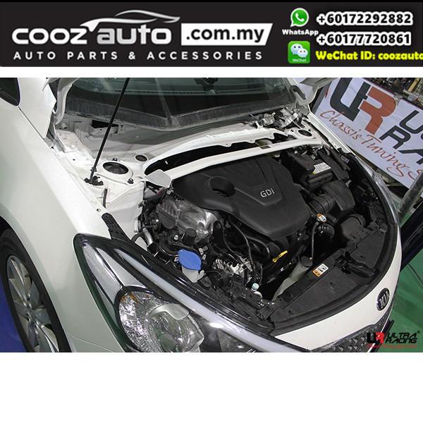 Kia Cerato K3 Sedan 1.6 GDI 2014 Ultra Racing Front Strut Bar / Front Tower Bar (2 Points)