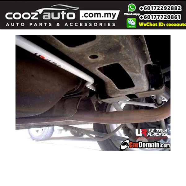 Kia Sephia (19mm) Ultra Racing Rear Anti-roll Bar / Rear Sway Bar / Rear Stabilizer Bar