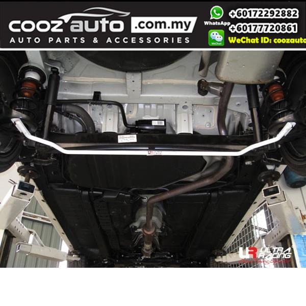 Kia Forte Sedan non Coilover use 19mm Ultra Racing Rear Anti-roll Stabilizer Bar