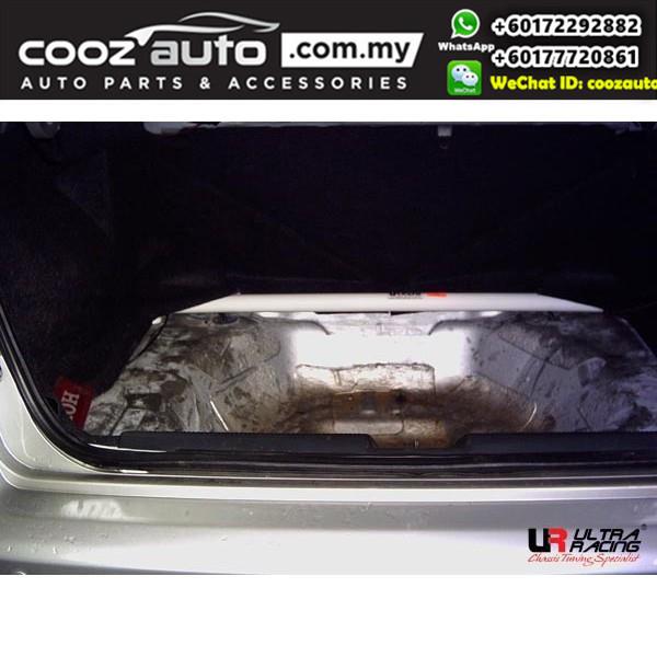 Honda Civic Coupe 1.7 2001-2007 2WD  Ultra Racing Rear Strut Bar / Rear Tower Bar (2 Points)