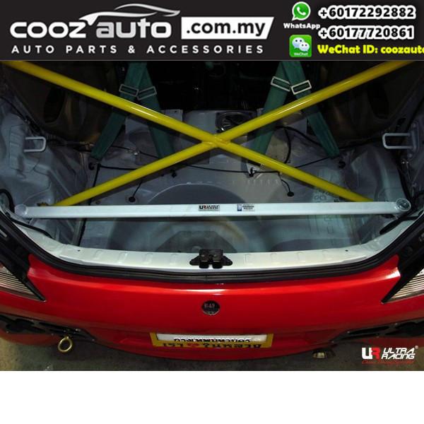 Honda Brio 1.2 2011  Ultra Racing Rear Strut Bar / Rear Tower Bar (2 Points)