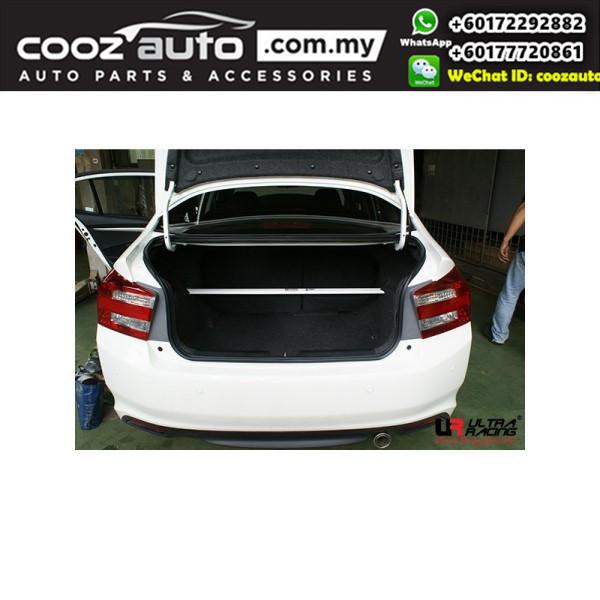 Honda City (GM2) 1.5 CNG 2009 (2WD)  Ultra Racing Rear Strut Bar / Rear Tower Bar (2 Points)