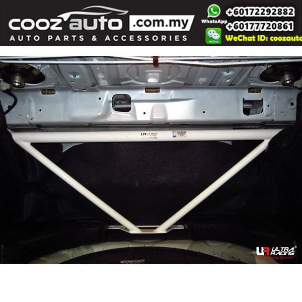 Honda Civic 2.0 2012  2WD  Ultra Racing Rear Strut Bar / Rear Tower Bar (3 Points)