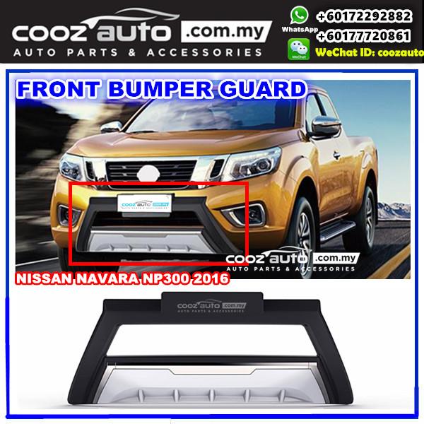 Nissan Navara Np300 2016 2017 Front Bumper Protector Skid