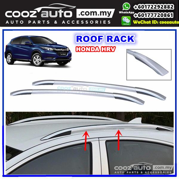Honda HRV HR-V Roof Luggage Rack Roof Rail Bar