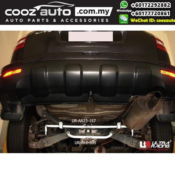 Honda CRV 4th Gen 2.4 VTEC 2012 Ultra Racing Rear Lower Bar / Rear Member Brace (2 Points)