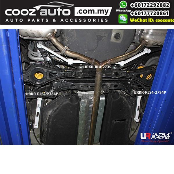 Hyundai Sonata LF 2.0 / 2.4 2014 2WD Ultra Racing Rear Lower Bar / Rear Member Brace (4 Points)