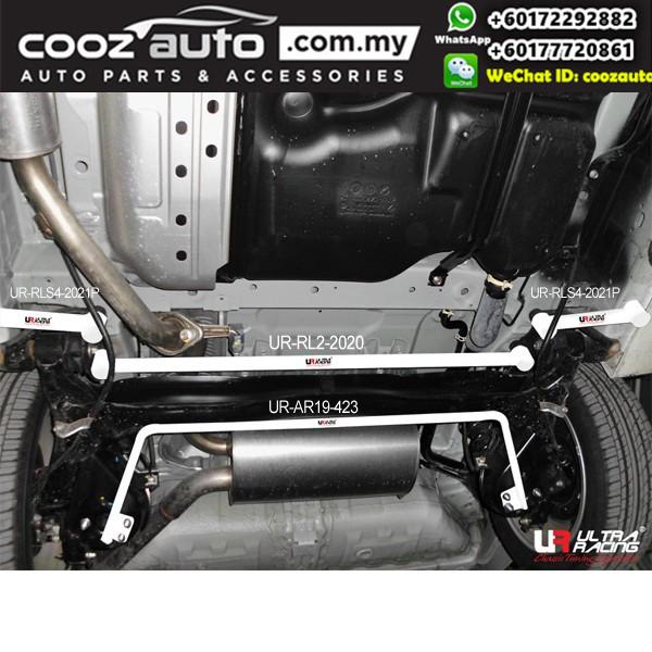 Honda Stepwgn (4th gen) 2.0 2009 Ultra Racing Rear Lower Bar / Rear Member Brace (4 Points)