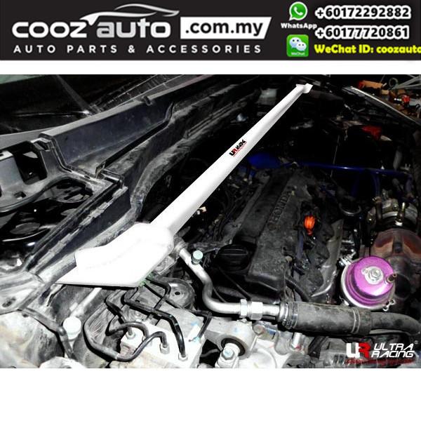 Honda CRV 2.0 2007-2011 2WD Ultra Racing Front Strut Bar / Front Tower Bar (2 Points)