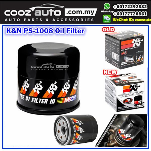 Mazda 2 1.5 2011 - 2015 K&N PS-1008 Pro Series Oil Filter
