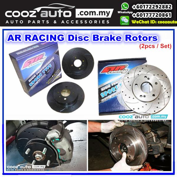 Nissan Sentra B14 B15 (232MM) - FRONT AR Racing Performance Disc Brake Rotor